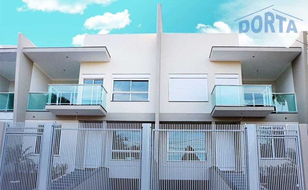 Sobrado residencial à venda, Conjunto A, Foz do Iguaçu.