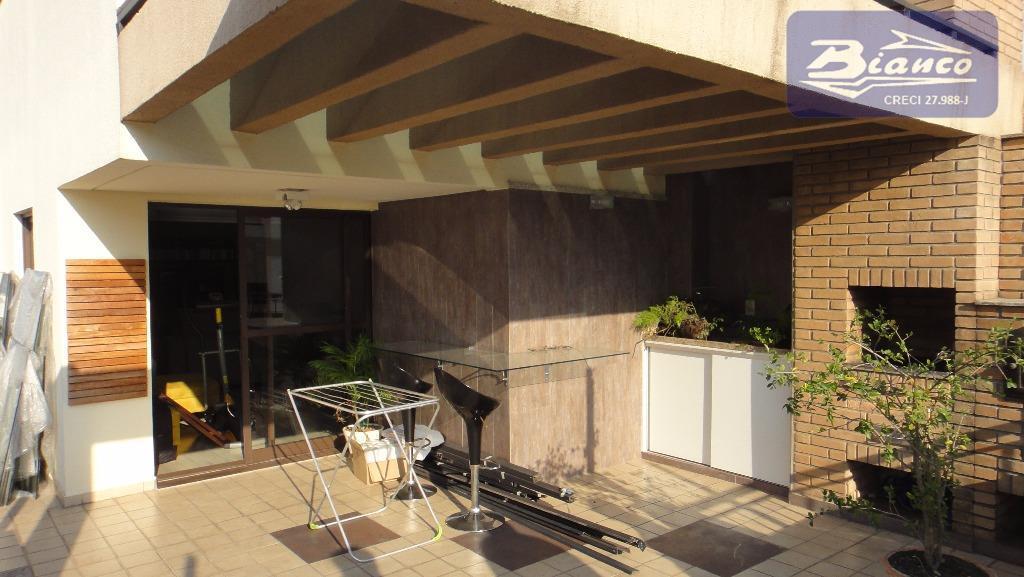 Cobertura residencial à venda, Vila Augusta, Guarulhos.