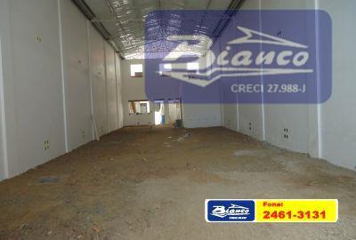 Salão Comercial à venda, Vila Augusta, Guarulhos - SL0008.