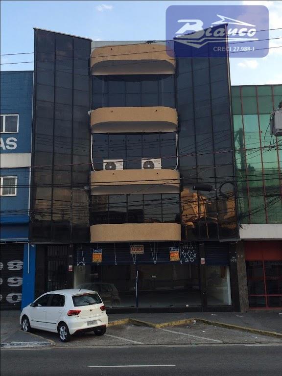Av. Paulo Faccini! Salão entre o McDonalds e o Carrefour - Centro
