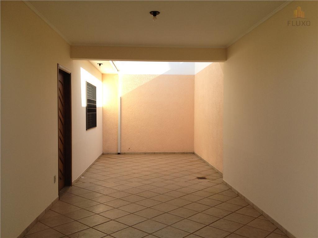 Casa residencial para locação, Jardim Bela Vista, Bauru - CA0107.