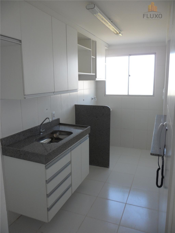 Apartamento residencial para locação, Jardim Contorno, Bauru - AP0257.