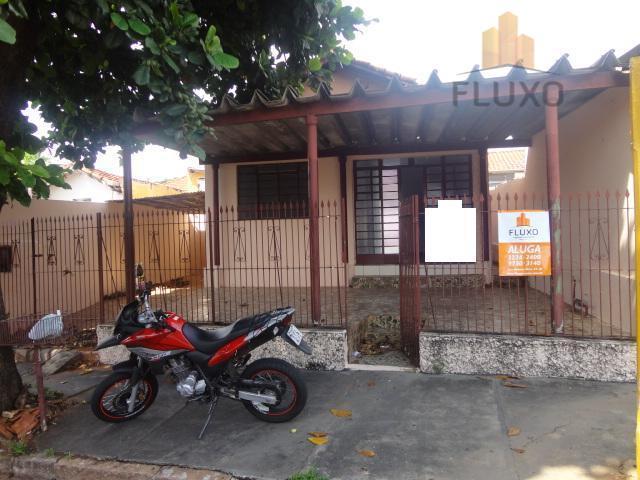 Casa residencial para locação, Jardim Bela Vista, Bauru - CA0540.