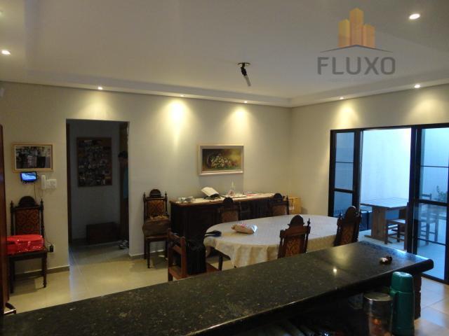 Casa residencial à venda, Quinta Ranieri, Bauru - CA0710.