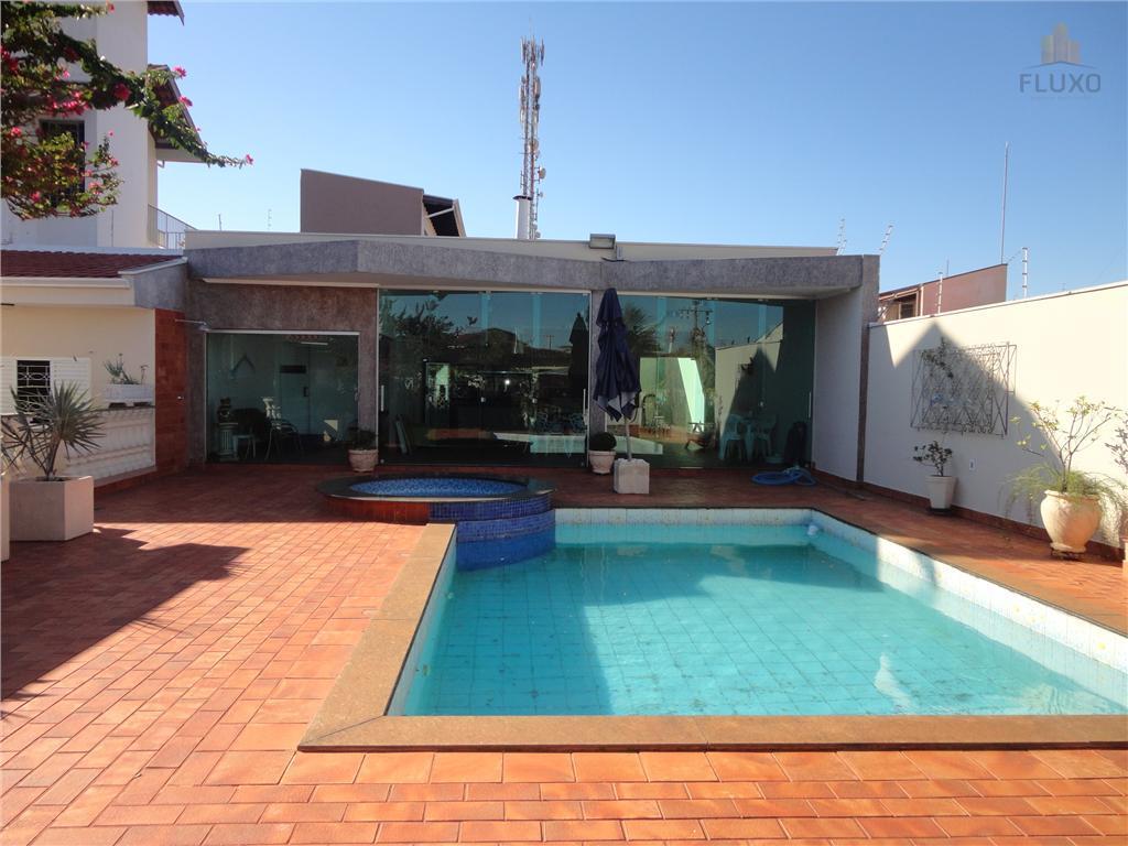 Casa  residencial à venda, Vila Alto Paraíso, Bauru.