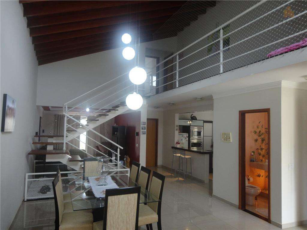 Casa residencial à venda, Jardim Colonial, Bauru - CA1512.