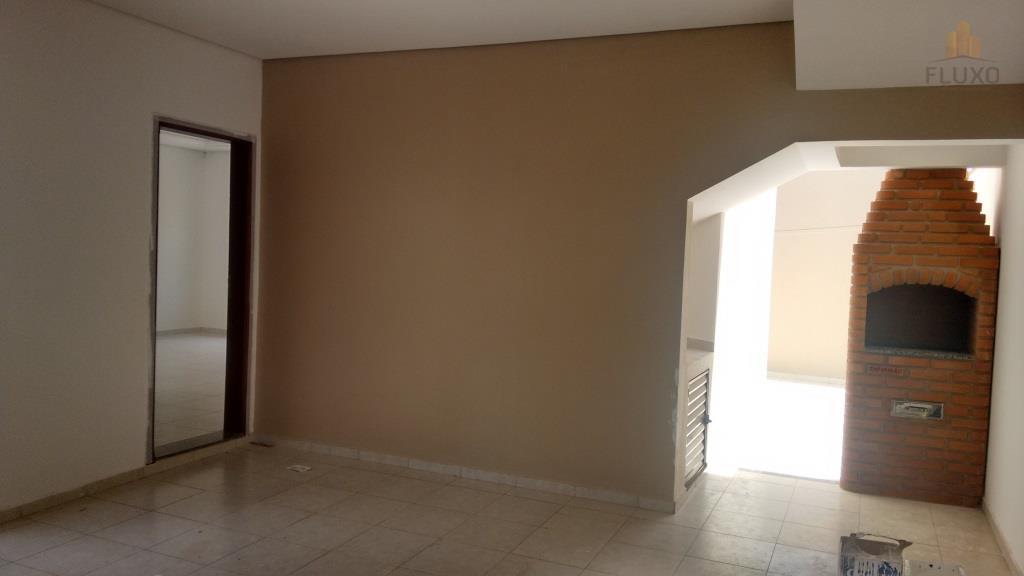 Casa residencial para locação, Jardim Cruzeiro do Sul, Bauru - CA0628.