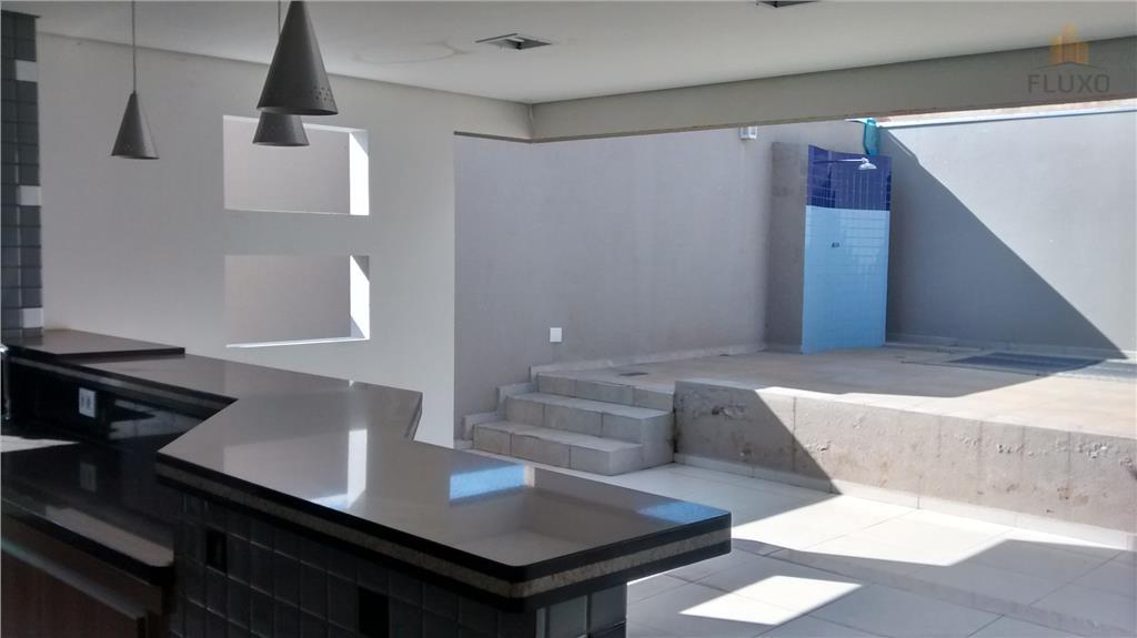 Casa residencial à venda, Residencial Tivoli II, Bauru.