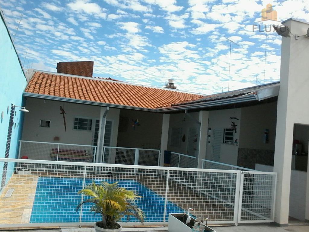 Casa residencial à venda, Jardim Marambá, Bauru - CA2060.