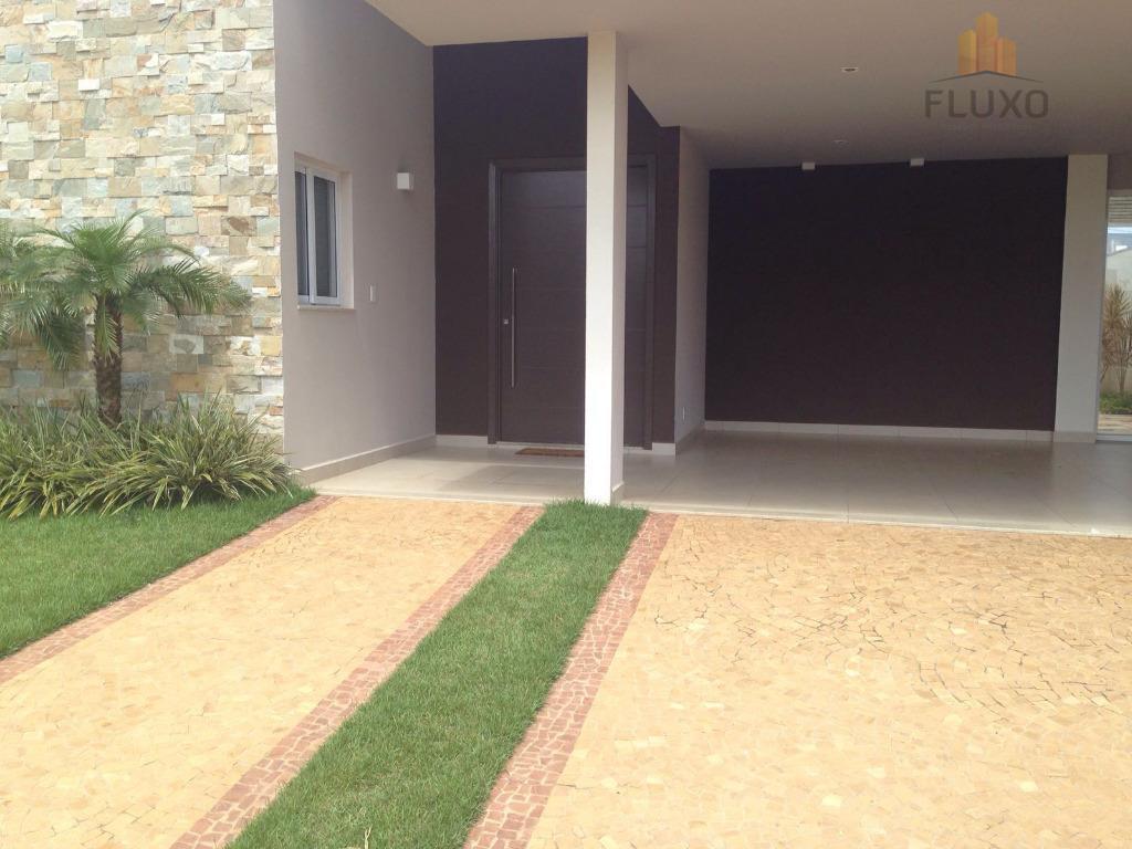 Casa  residencial para venda e locação, Residencial Lago Sul, Bauru.