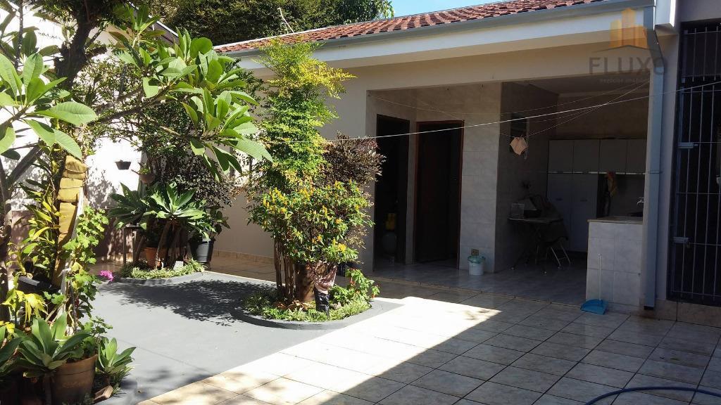 Casa residencial à venda, Jardim Bela Vista, Bauru - CA2189.