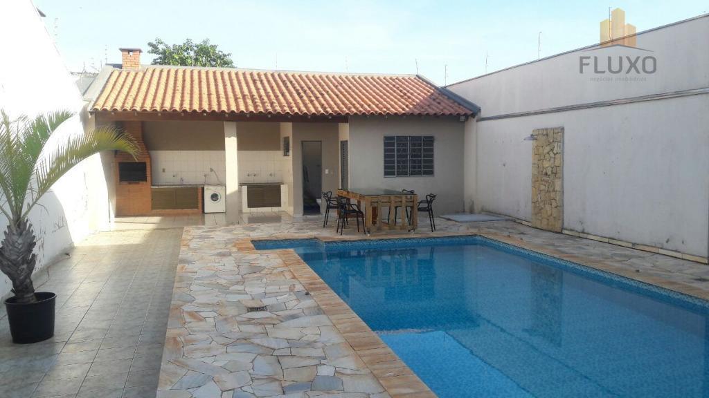 Casa residencial à venda, Vila São João da Boa Vista, Bauru.