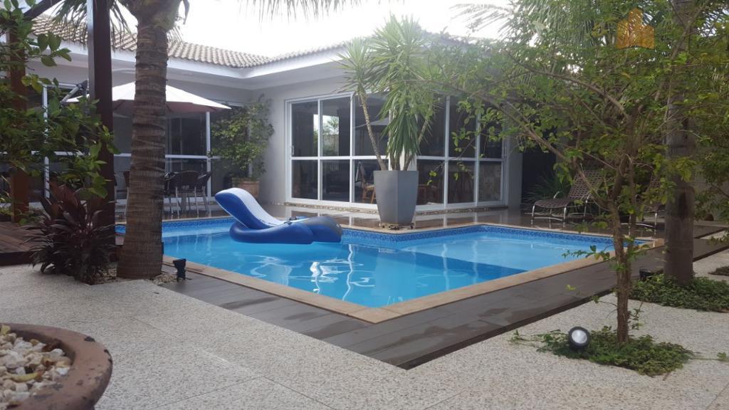 Casa residencial à venda, Condomínio Residencial Primavera, Piratininga.