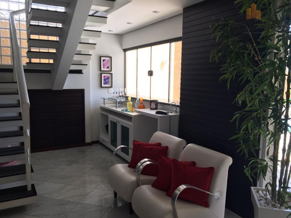 Casa residencial à venda, Residencial Tivoli I, Bauru.