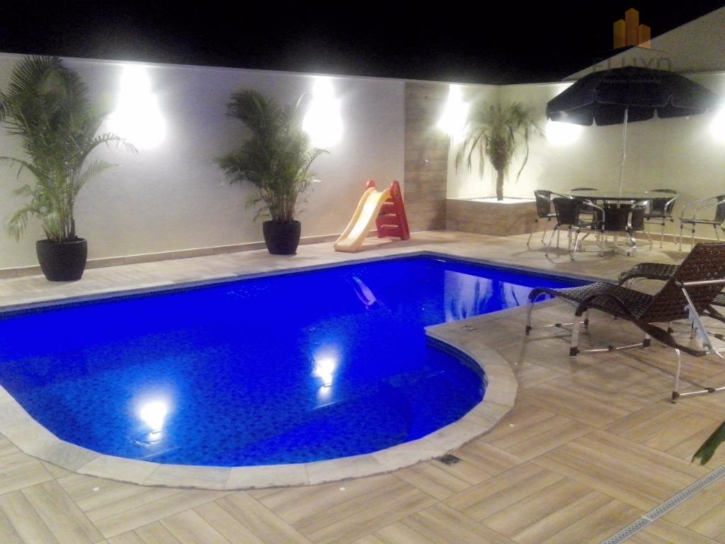 Casa residencial à venda, Residencial Villaggio I, Bauru.