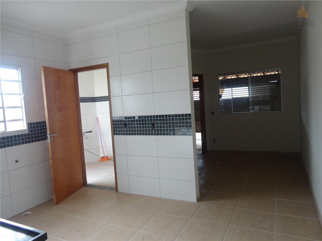 Casa residencial à venda, Jardim Olímpico, Bauru - CA0898.