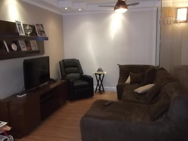 Apartamento residencial à venda, Jardim Bela Vista, Bauru - AP1401.