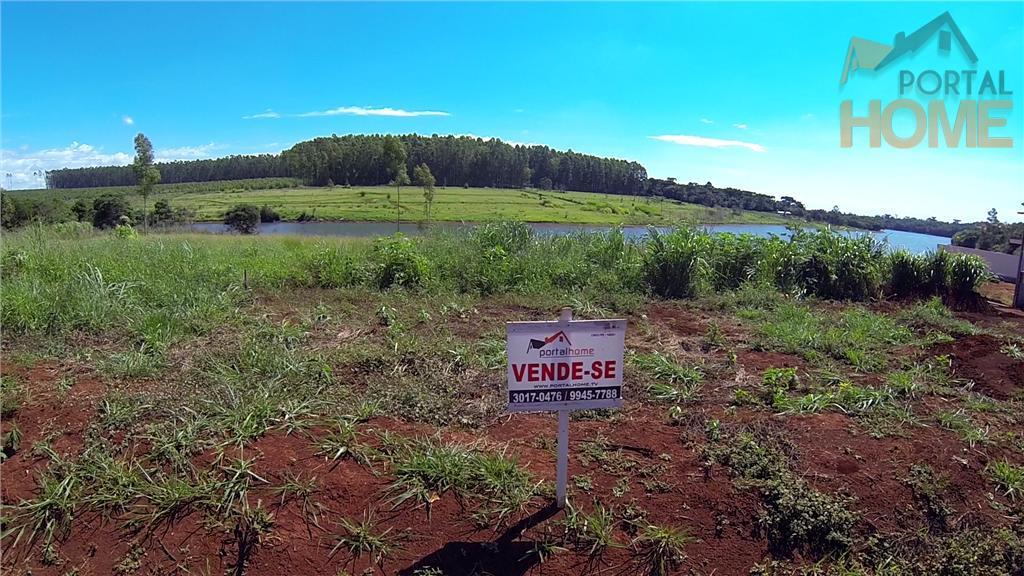 Terreno residencial à venda, Usina Mourão I, Campo Mourão.