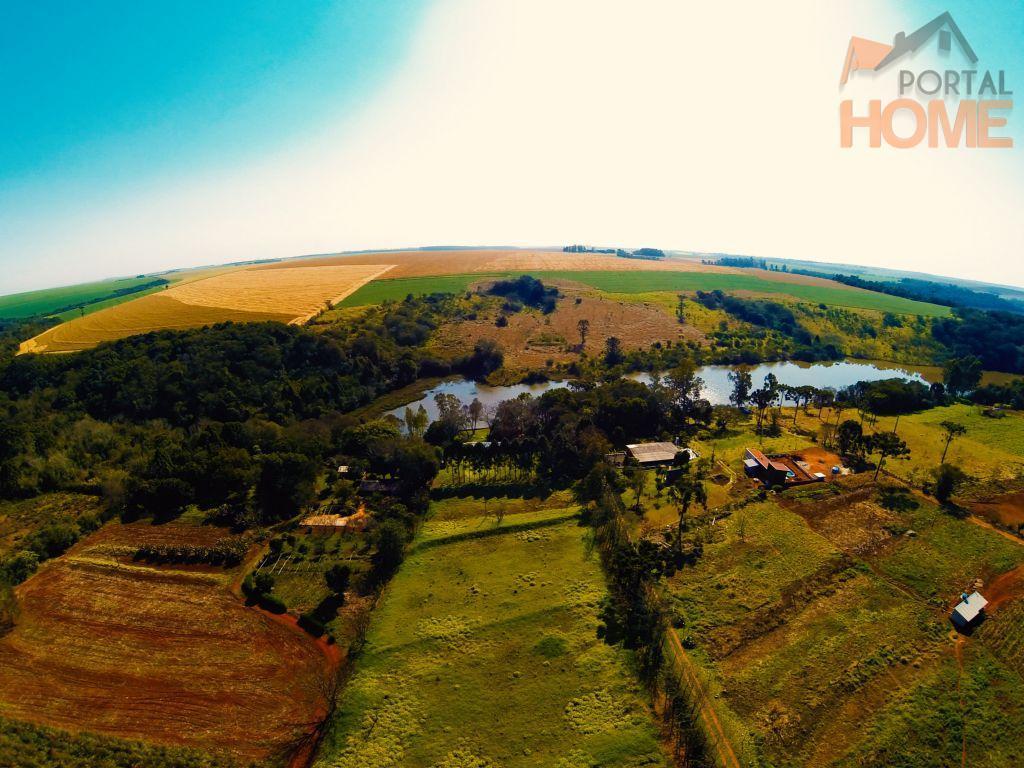 Sítio rural à venda, Usina Mourão I, Campo Mourão.