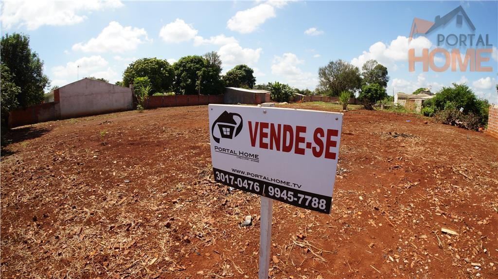 Terreno residencial à venda, Jardim Tropical II, Campo Mourão.