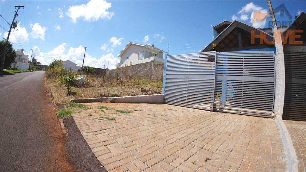 Sobrado residencial à venda, Jardim Flórida, Campo Mourão.