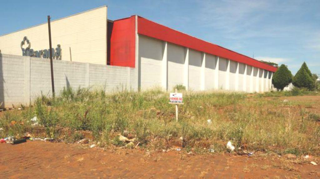 Terreno comercial à venda, Jardim Izabel, Campo Mourão.