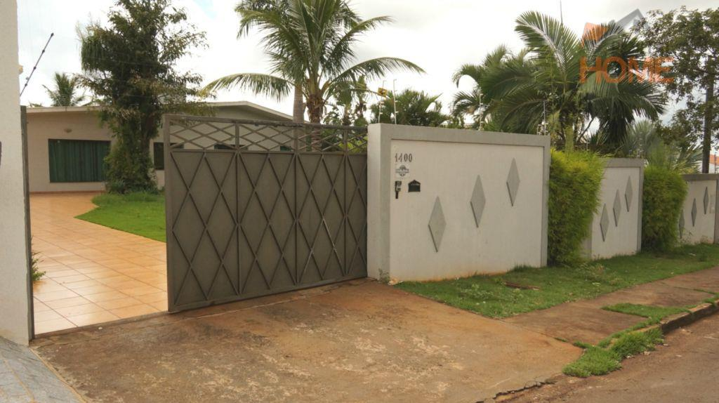 Casa residencial à venda, Centro, Campo Mourão.