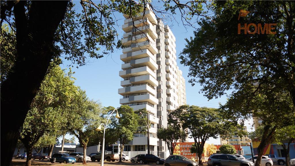Apartamento residencial à venda, Centro, Campo Mourão.