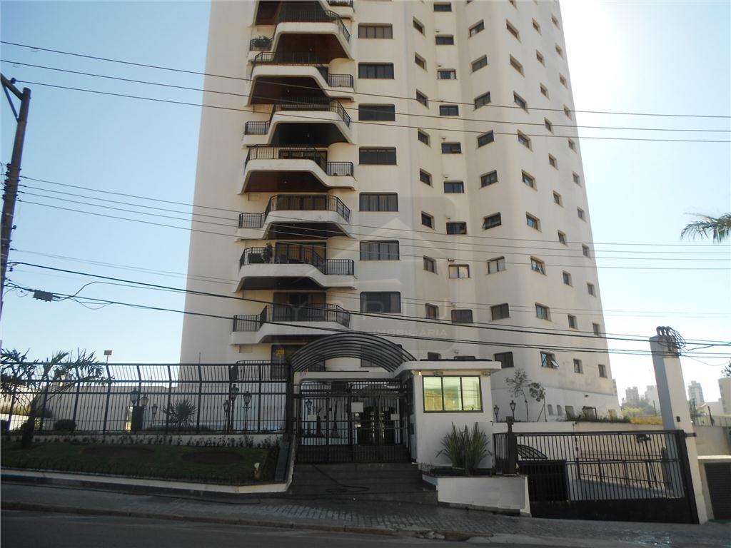 Apartamento de altíssimo padrão à venda, Parque do Colégio, Jundiaí.