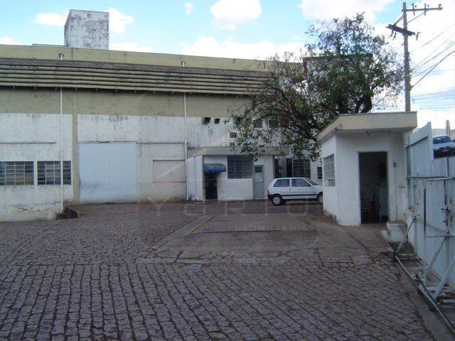 Galpão Industrial para locação, Vila Vioto, Jundiaí - GA0014.