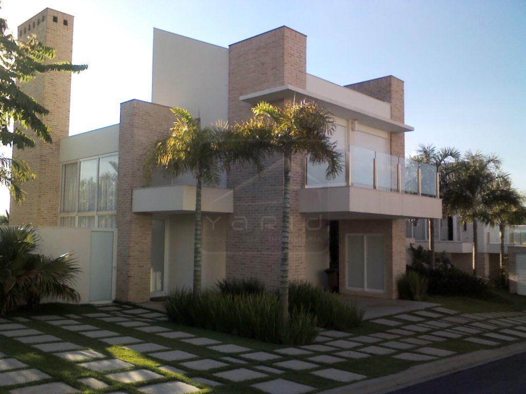 Casa residencial à venda, Veduta Rossa, Jundiaí - CA0528.