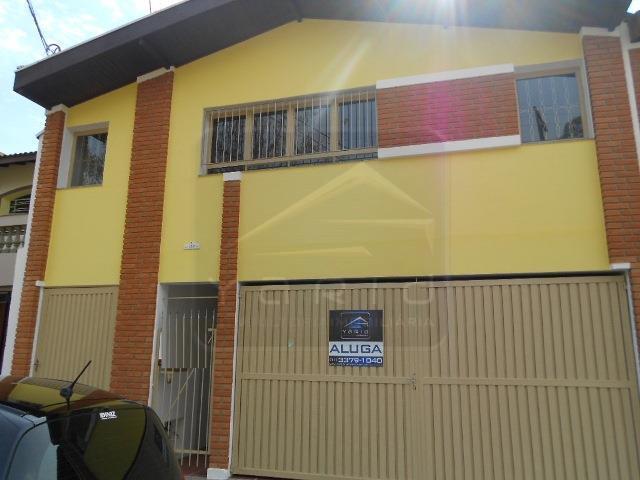 Casa  locação, Jardim Itália, Jundiaí - CA0643.