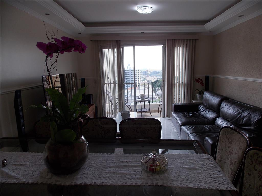 Apartamento  residencial à venda, Vila Virgínia, Jundiaí.