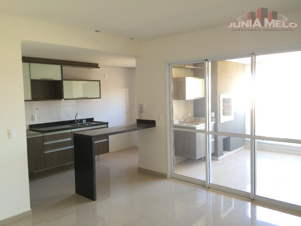 Apartamento  residencial à venda, Bosque das Juritis, Ribeirão Preto.