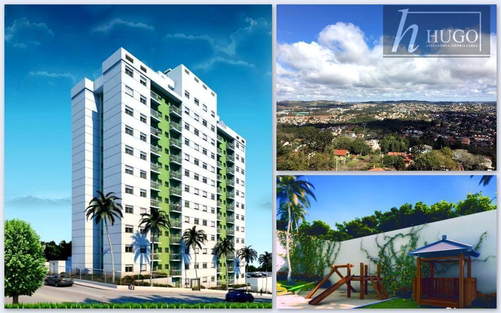 Apartamento residencial à venda, Santo André, São Leopoldo.