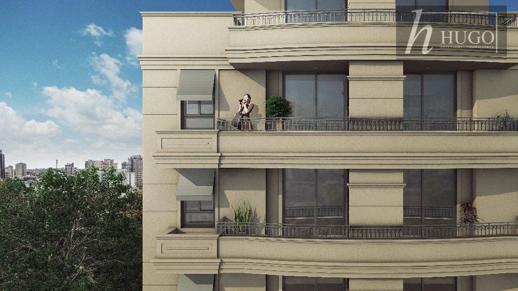 Apartamento residencial à venda, Morro do Espelho, São Leopoldo.