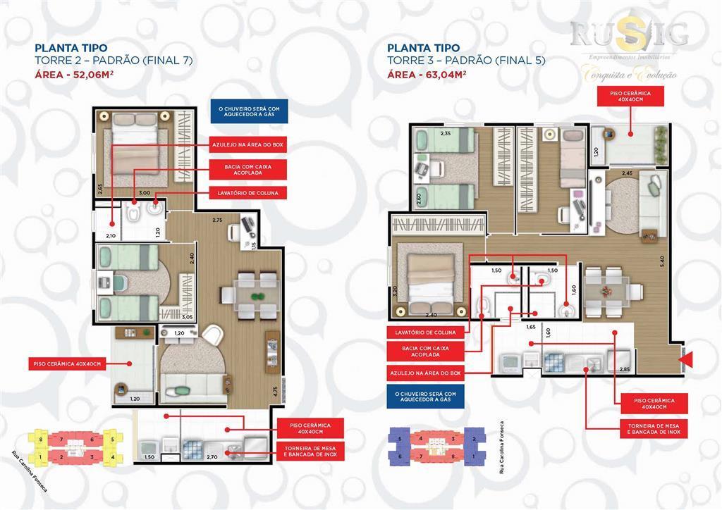 Lançamento - Apartamentos Novos - Centro de Itaquera
