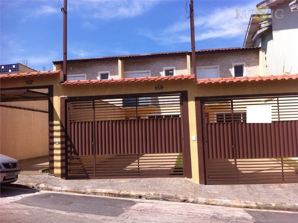 Sobrado NOVO 3 Dorms   1 Suite   Centro de Itaquera, São Paulo - SO0334.
