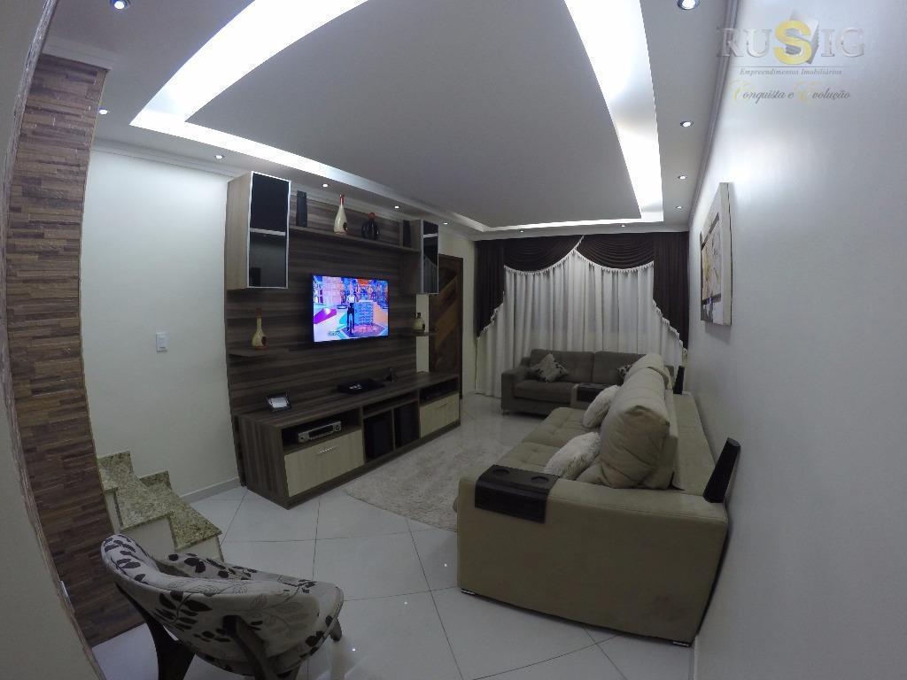 Sobrado Maravilhoso 3 Dormitórios | 1 Suite | 2 Vagas - Itaquera - SO0355