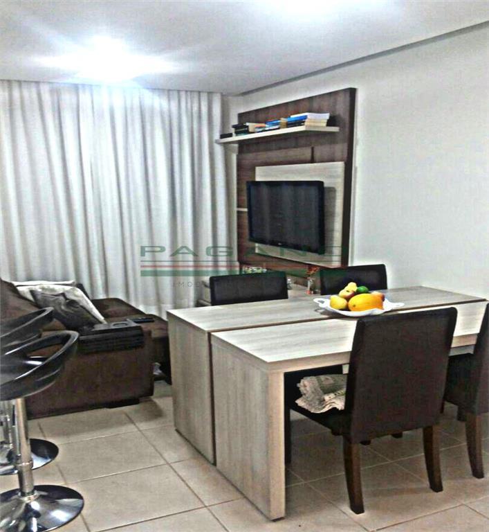 Apartamento residencial à venda, Parque Industrial Lagoinha, Ribeirão Preto.