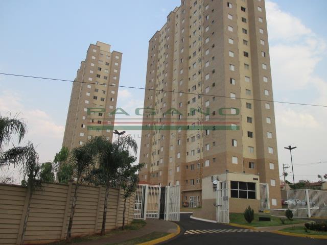 Apartamento residencial à venda, Lagoinha, Ribeirão Preto.