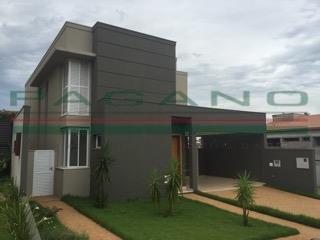 Casa residencial à venda, Condomínio Quinta da Primavera, Ribeirão Preto.