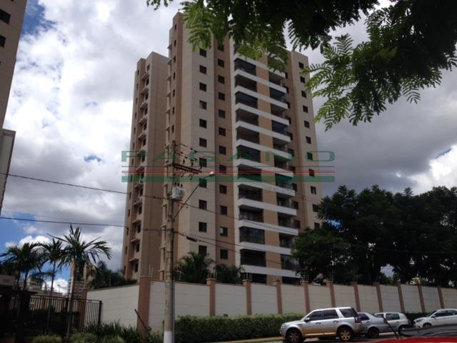 Apartamento residencial à venda, Jardim Nova Aliança Sul, Ribeirão Preto.