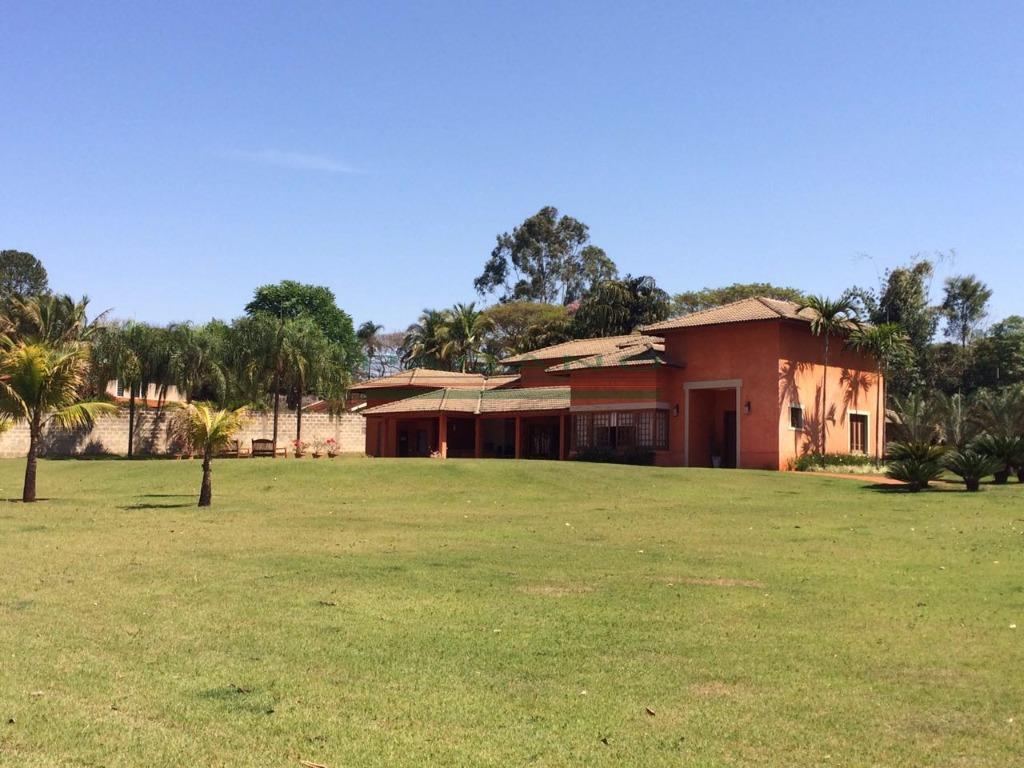 Casa residencial à venda, Condomínio Quinta da Boa Vista, Ribeirão Preto.
