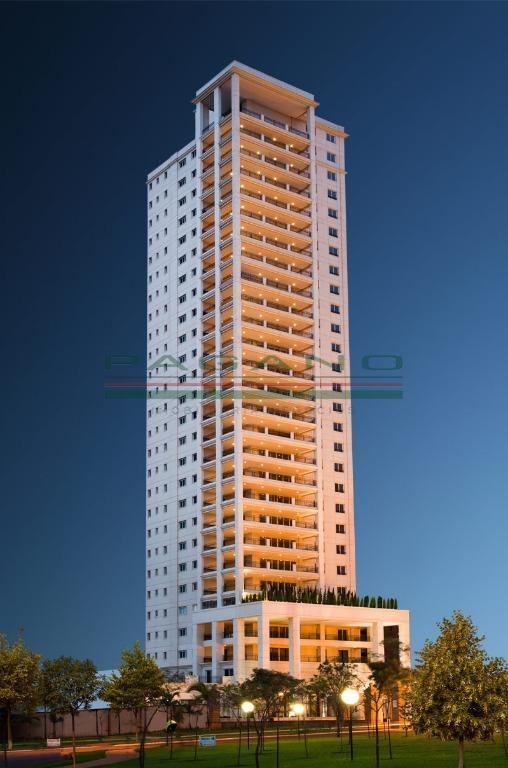 Apartamento residencial à venda, Residencial Morro do Ipê, Ribeirão Preto.