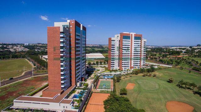 Apartamento residencial à venda, Vila Do Golf, Ribeirão Preto.