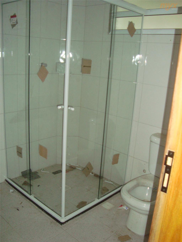 *sobreposta terrea com 3 suites- box blindex - piso porcelanato -2 vagas de garagem