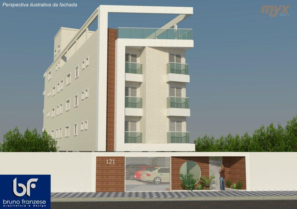 lindo prédio novo, com 6 unidades, sendo 3 apartamentos por andar. prédio de 3 andares com...