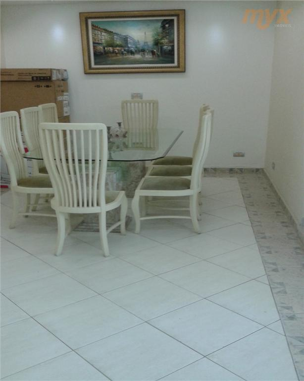 excelente apartamento no bairro aparecida - santos02 quartos, 122 m² de área útil, sendo 01 suite,...
