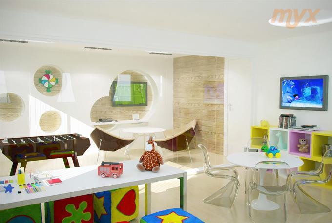 3 dormitórios com suíte, lazer completo na cobertura, vista panorâmica, 1 torre residencial com 15 pavimentos,...